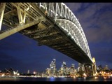 Sydney Bridge At Night - REWORK by Gothic, Rework gallery