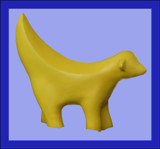 The Super Lamb Banana!! by braces, Photography->Sculpture gallery