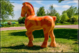 'Sun Burned' Horse by corngrowth, photography->sculpture gallery