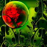 Keeping The Bubble Afloat by casechaser, abstract->fractal gallery