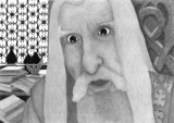 Saruman by mercy16, contests->b/w challenge gallery