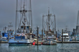 Fishing Fleet by DigiCamMan, photography->boats gallery