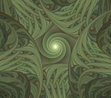 Seagrass Horizon by laurengary, abstract->fractal gallery