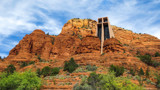 Chapel of the Holy Cross - Sedona, Arizona by nmsmith, photography->architecture gallery