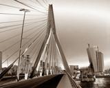 Erasmusbrug Rotterdam by rvdb, Photography->Bridges gallery