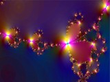 Butterfly chain by J_272004, Abstract->Fractal gallery