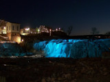Christmas Time at the Falls by kidder, Photography->Waterfalls gallery