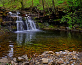 Cool clear water by biffobear, photography->waterfalls gallery