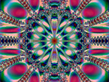 Crystal Fractal by CK1215, Abstract->Fractal gallery