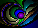 Surprise! by Joanie, Abstract->Fractal gallery