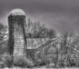 Old Farmstead by tigger3, contests->b/w challenge gallery