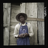Farm worker 1935-1942 by rvdb, photography->manipulation gallery