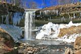 Frigid Falls by Silvanus, photography->waterfalls gallery