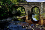 Blanchland Bridge.... by biffobear, photography->bridges gallery