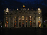 Vatican at Night by mrosin, Photography->Places of worship gallery