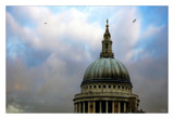 St Pauls Cathedral Dome by JQ, Photography->Architecture gallery