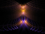 Blue Angel by jswgpb, Abstract->Fractal gallery