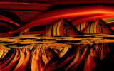 The Red Planet by casechaser, abstract->fractal gallery