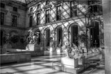 Shadows in the Louvre by gr8fulted, photography->sculpture gallery