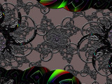 Fossil Lace by msquire, Abstract->Fractal gallery
