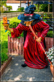 Old 'Lady' by corngrowth, photography->sculpture gallery