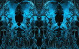 The Blue Moons Over Bluland by casechaser, abstract gallery