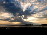 Strangford lough light show by jordanmcclements, photography->skies gallery