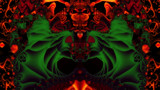 Haunted by vangoughs, abstract->fractal gallery
