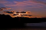 Magenta sky by biffobear, photography->sunset/rise gallery