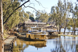 Echuca Wharf by flanno2610, photography->shorelines gallery