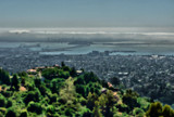 San Fransisco Bay by Flmngseabass, photography->landscape gallery