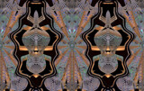 Certain Copper News by Flmngseabass, abstract gallery