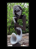 Chapungu - Smooth Jazz by Hottrockin, Photography->Sculpture gallery
