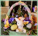 Bunny Basket by trixxie17, photography->still life gallery