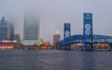 Foggy Skyline by ltweir, Photography->City gallery