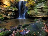 Roughting Linn by biffobear, photography->waterfalls gallery