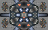 Six Ways To Split The Atom by Flmngseabass, abstract gallery