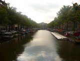 Afternoon Stroll In Amsterdam by Nanaina, photography->water gallery