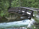 Qualicum Arch by mayne, Photography->Bridges gallery