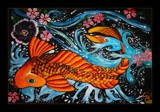 koi 2 by JQ, Illustrations->Traditional gallery