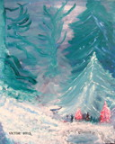 Winter at it's best - by rotcivski, illustrations->traditional gallery