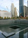 911 Memorial - South Waterfall - 1 by Zava, photography->architecture gallery