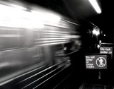 NYC Subway by SilentThoughts, Photography->Action or Motion gallery