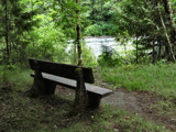 A Bench Just for Me?!! by verenabloo, Photography->Nature gallery