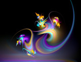 Dreamland by jswgpb, Abstract->Fractal gallery