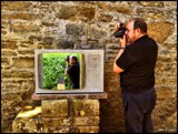 Look! .. I'm on TV by Dunstickin, photography->people gallery