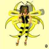 AntiB33 Winged by Jhihmoac, illustrations->digital gallery