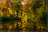 Reflections In The Fall by corngrowth, photography->shorelines gallery