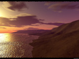 Warm Sunset by fog76, Computer->Landscape gallery