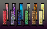 Abstract Luminaries by tealeaves, Abstract->Fractal gallery